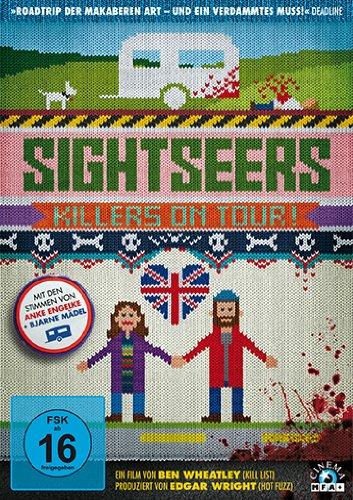 Sightseers - Filmkritik