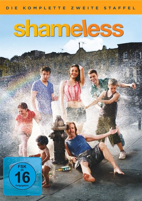 Shameless - Staffel 2 Cover