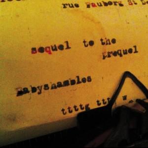 Babyshambles - Sequel To The Prequel