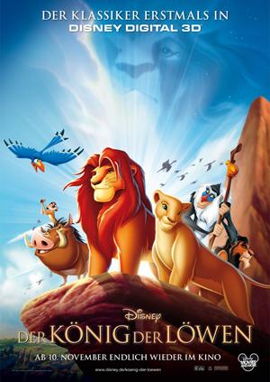 Der König der Löwen - Filmkritik