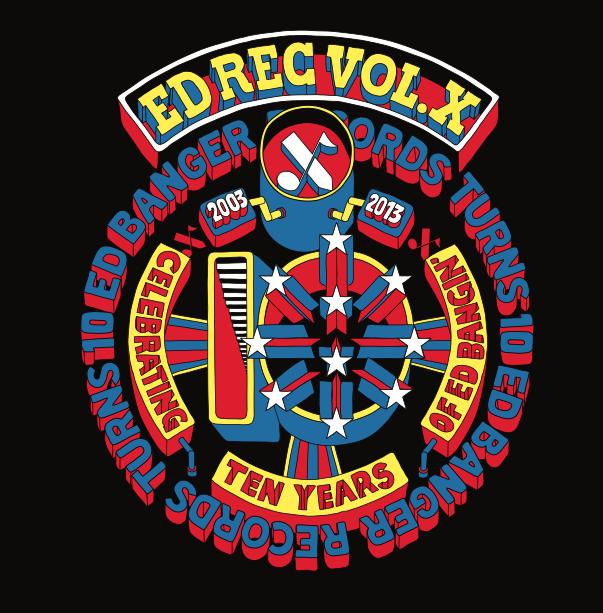 Ed Banger - Ed Rec Vol. X