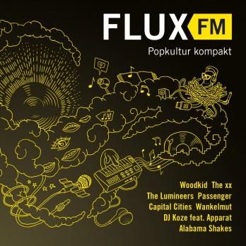 FluxFM Vol.1 - Der Soundtrack des Sonntags