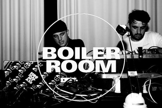 Modeselektor - Boiler Room Mix