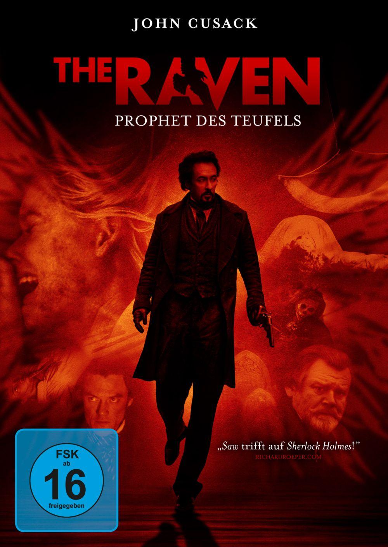 The Raven - Filmkritik Cover
