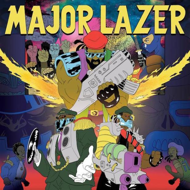 Major Lazer - Free The Universe CD-Kritik