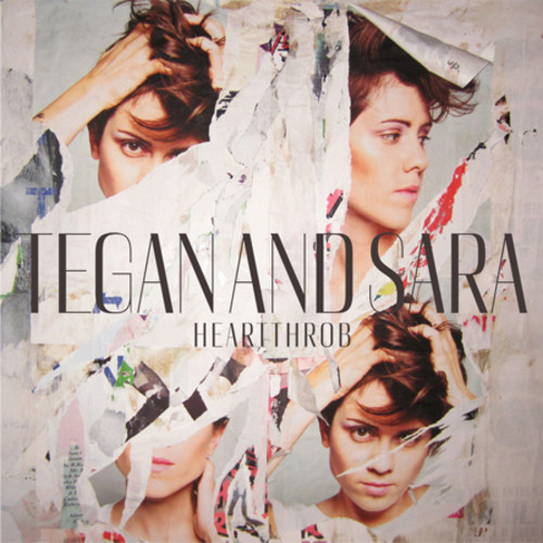 Tegan And Sara - Heartthrob CD-Kritik