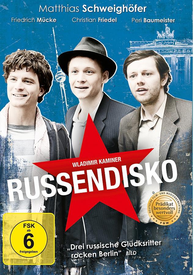 Russendisko Gewinnspiel