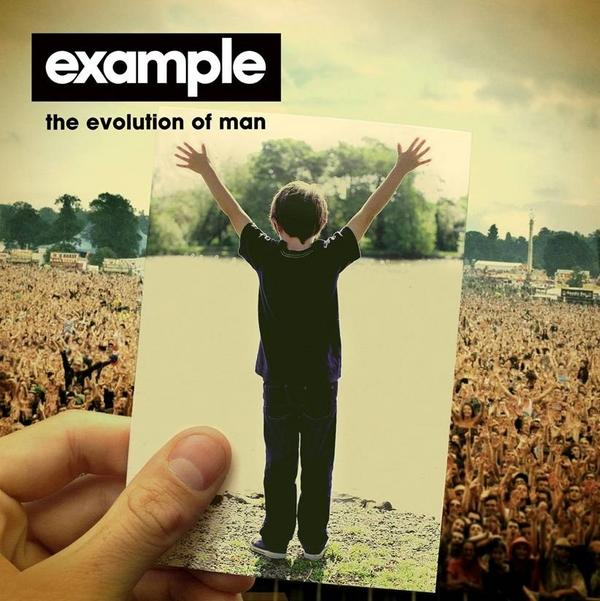 EXAMPLE - The Evolution Of Man - CD-Kritik